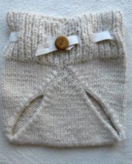 Baby ble-buks med elastik