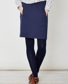 Adrianne nederdel, blå