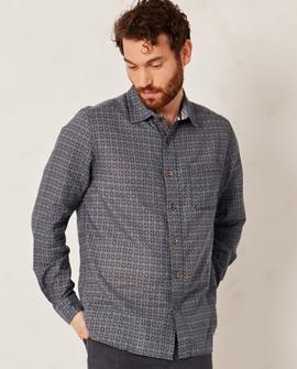 Dorak skjorte, grå