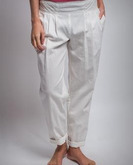 Adelaide bukser, hvide