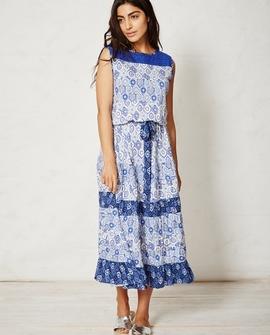 Alaura kjole, blå