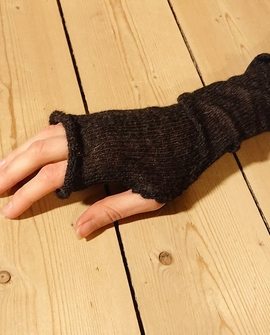 Håndledsvarmer, mørkegrå