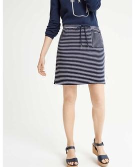 Lia  Stripe nederdel, stribet