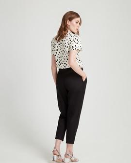 Monica bukser, sort