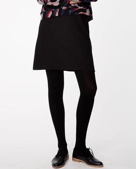 Macrae nederdel, sort