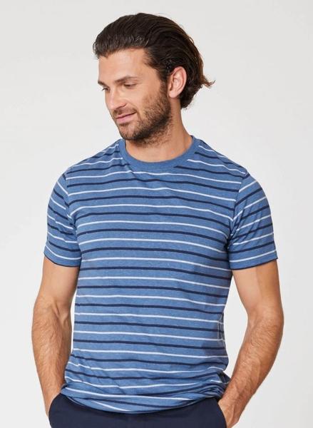 Stoke t-shirt, mørkeblå